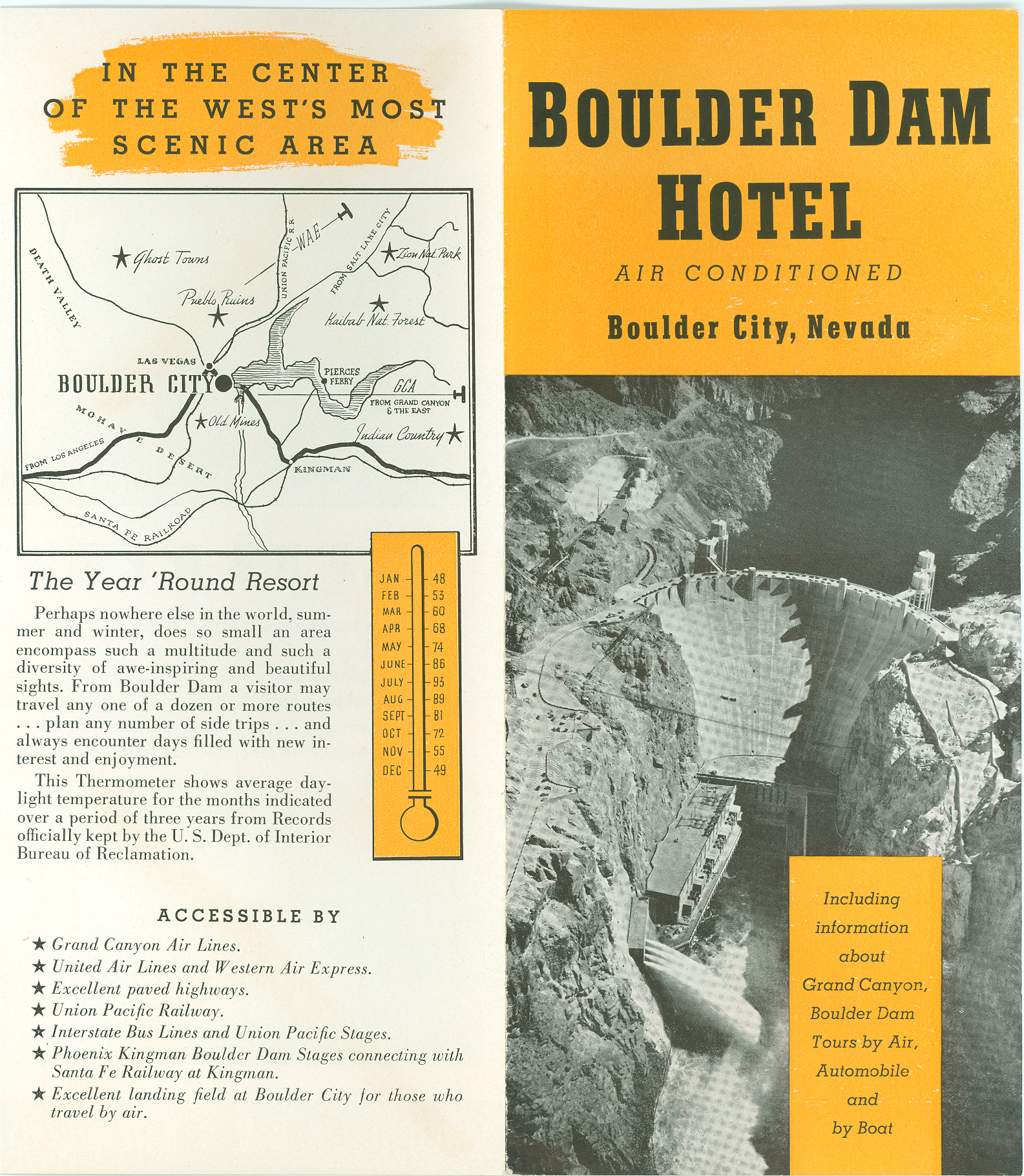 Distant Love: Hoover Dam - Somethin' to Write Home About - LibGuides